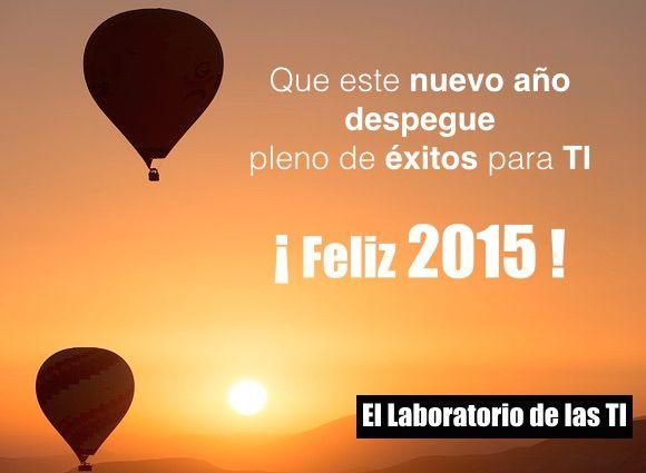 feliz año 2015