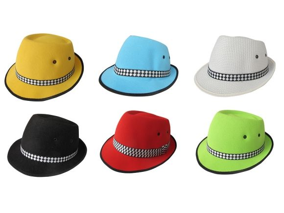 6 Sombreros