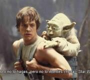 El Haiku: Hazlo o no lo hagas, pero no lo intentes (Yoda - Star Wars)