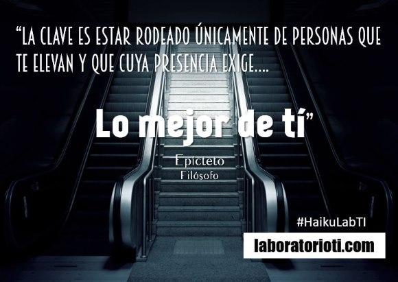 haiku lo mejor de ti