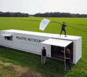 precious plastic workspace-countryside
