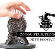 conquista el trono de hierro
