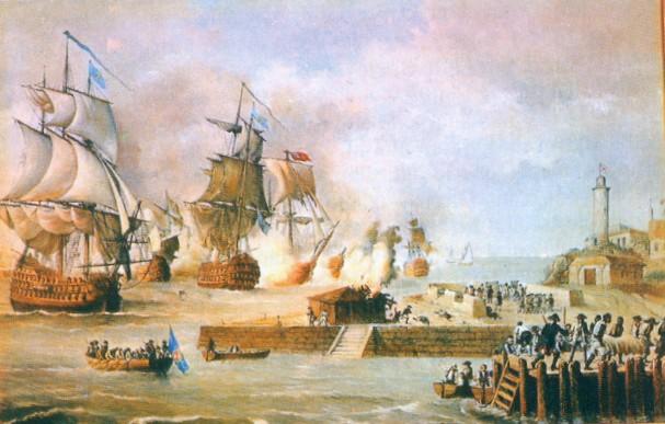 Ataque a Cartagena de Indias