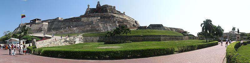 San Felipe de Barajas vista panorámica
