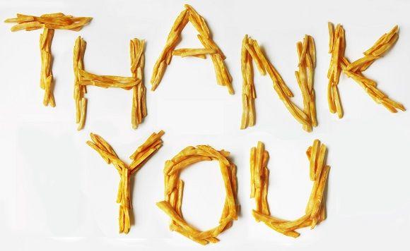 Gracias, 30.000 veces gracias