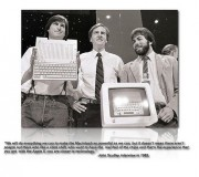 Jobs, Sculley & Wozniak