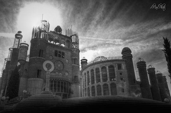 La catedral de Justo Gallego