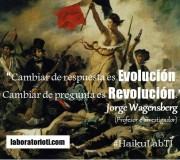 haiku revolución