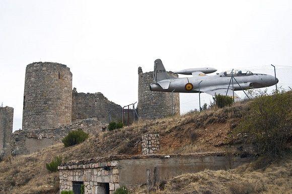 Castillo De Coruña Del Conde