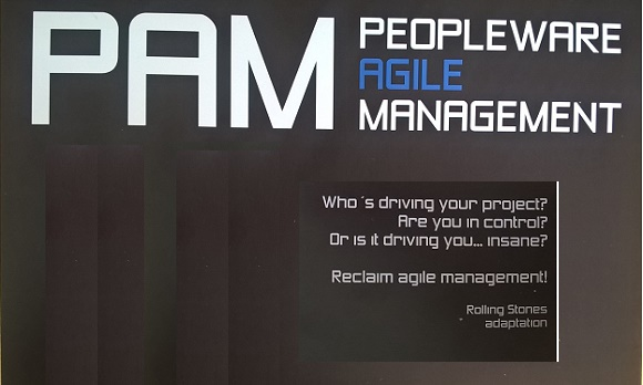 PAM2015- Peopleware Agile Management