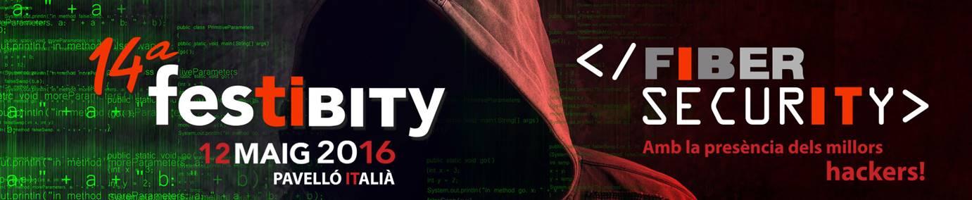 14ªFestibity. Fiber Security @ Pabellón Italia | Barcelona | Catalunya | España