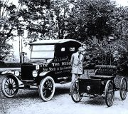henry ford coche
