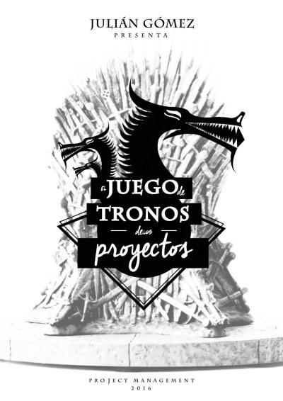 Portada Juego de Tronos de los Proyectos