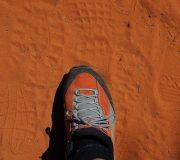 huella zapato