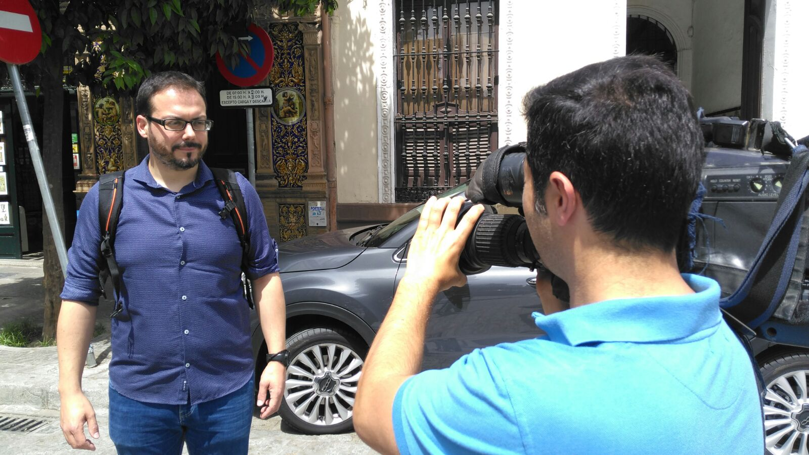entrevista julian gomez