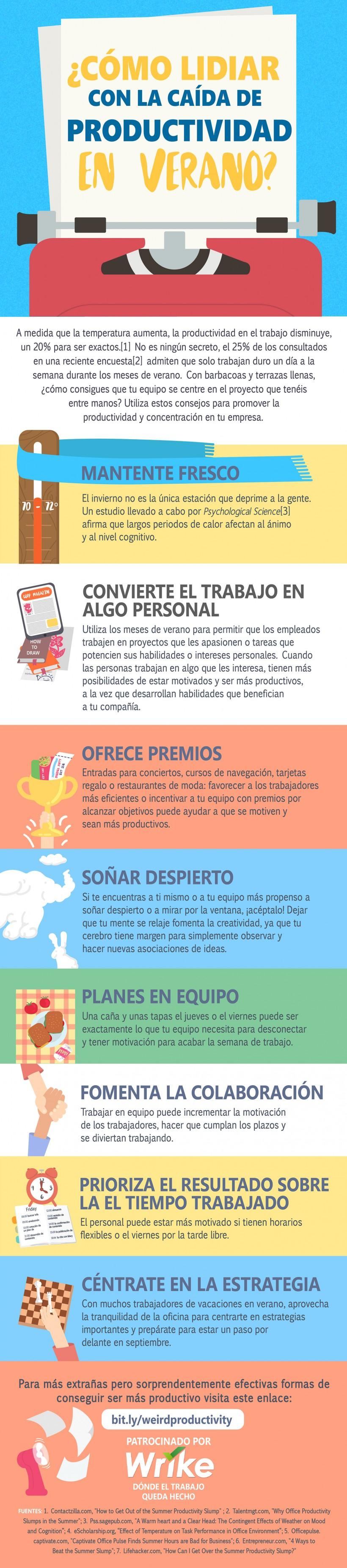 productividad-en-verano-infografia