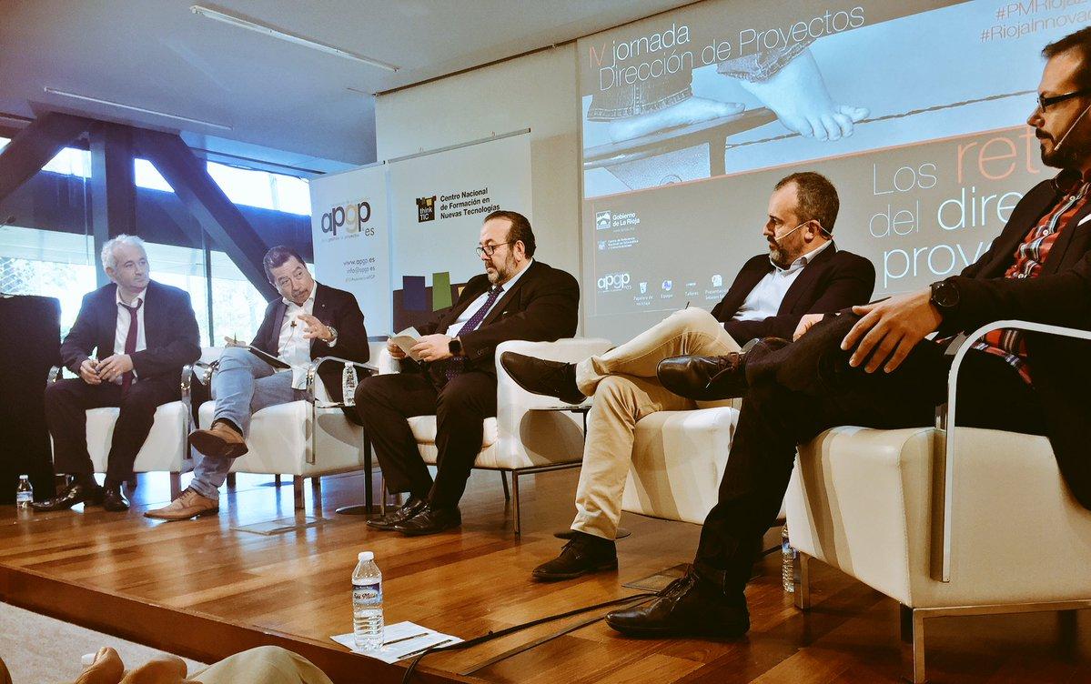 IV Jornadas Dirección de Proyectos de La Rioja