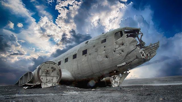 avion inservible