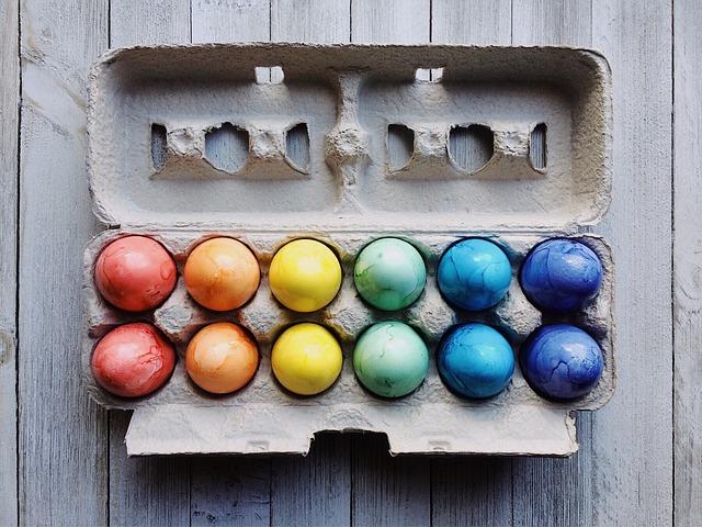 huevos semana santa