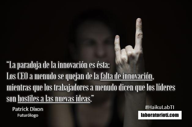 haiku paradoja innovacion