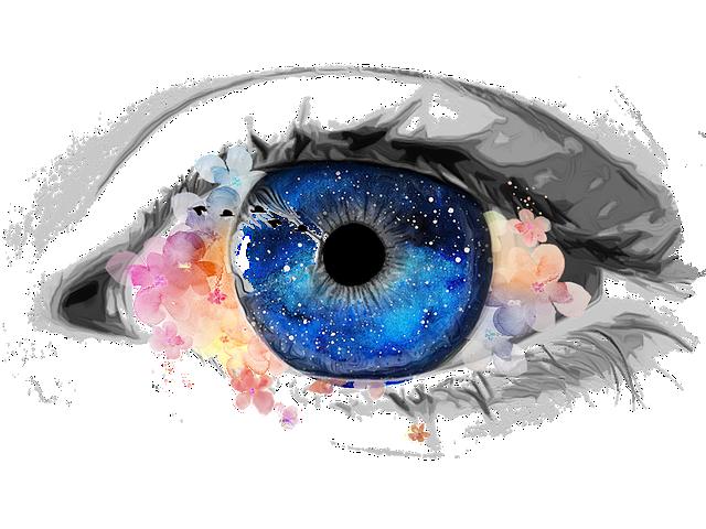 ojos creatividad